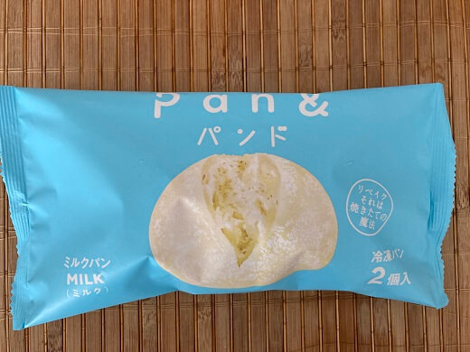 Pan&のミルクパン